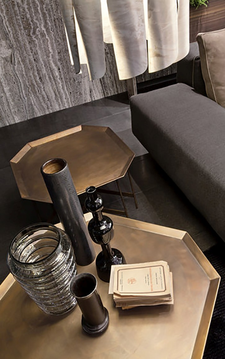 Henge Collection by Van der Voort Interiors Mol